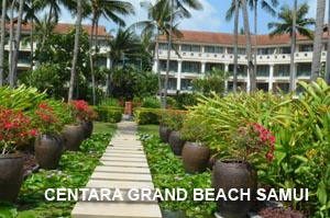 CENTARA GRAND BEACH SAMUI 5